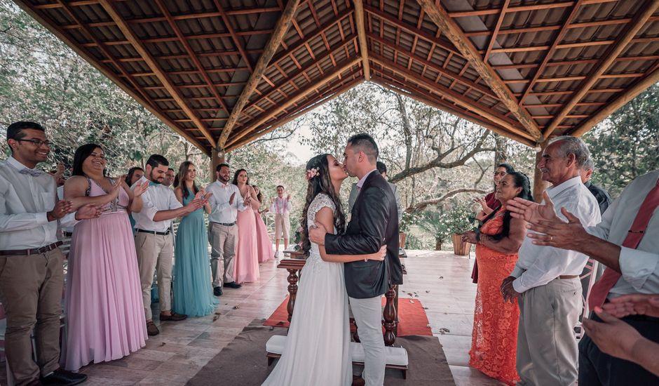 O casamento de Éliton e Miriã em Campinas, São Paulo
