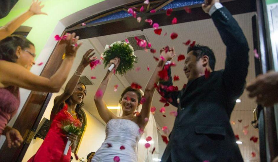 O casamento de Eiji e Karin em São Bernardo do Campo, São Paulo