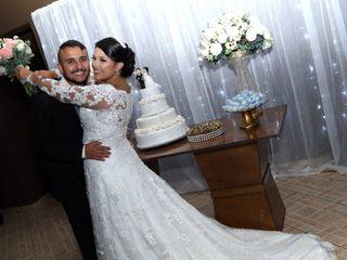 O casamento de Julia e Diego