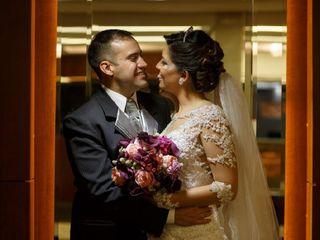 O casamento de Jessica e Thiago