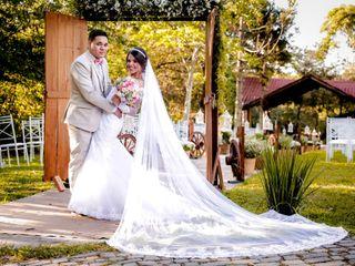 O casamento de Sabrina e Jessé