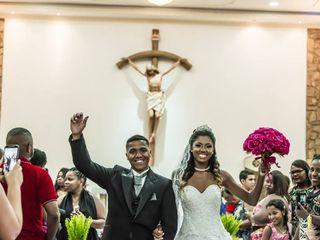 O casamento de Dayana e Erick