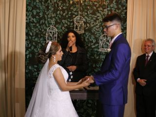 O casamento de Rosa  e Wellington