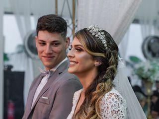 O casamento de Willian e Willianny