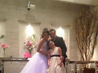 O casamento de Sarah  e Fabio 2