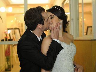 O casamento de Sarah  e Fabio
