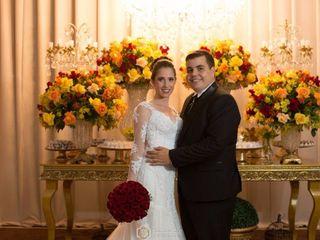 O casamento de Tamíris e Cássio