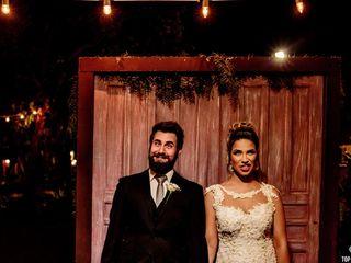 O casamento de Natasha e Stéfano