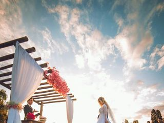 O casamento de Dioleno e Valéria 2