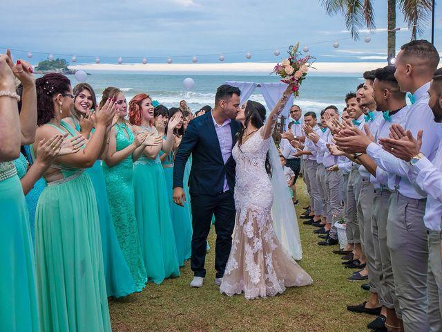 O casamento de Beatriz e Leo