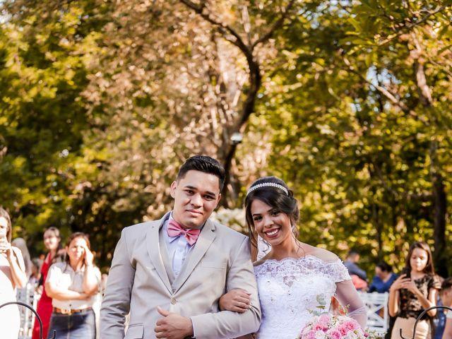 O casamento de Jessé e Sabrina em Campinas, São Paulo 19