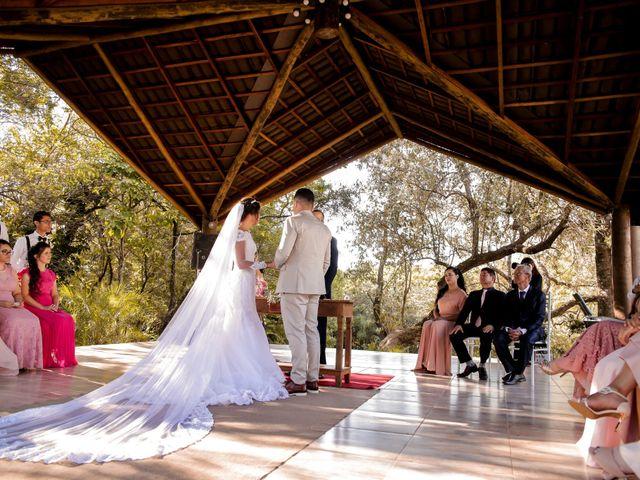O casamento de Jessé e Sabrina em Campinas, São Paulo 20