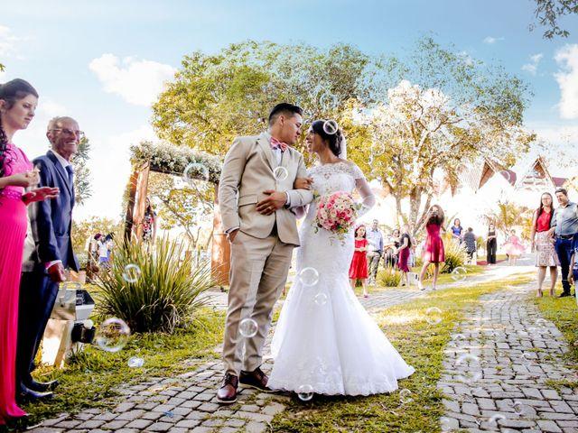 O casamento de Jessé e Sabrina em Campinas, São Paulo 2