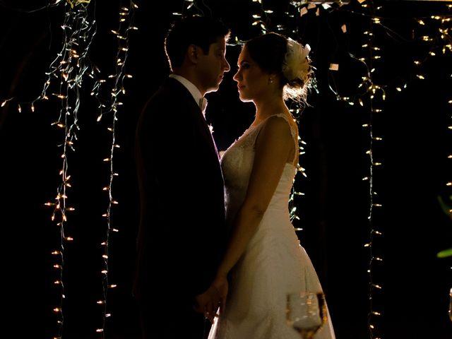 O casamento de Débora e João