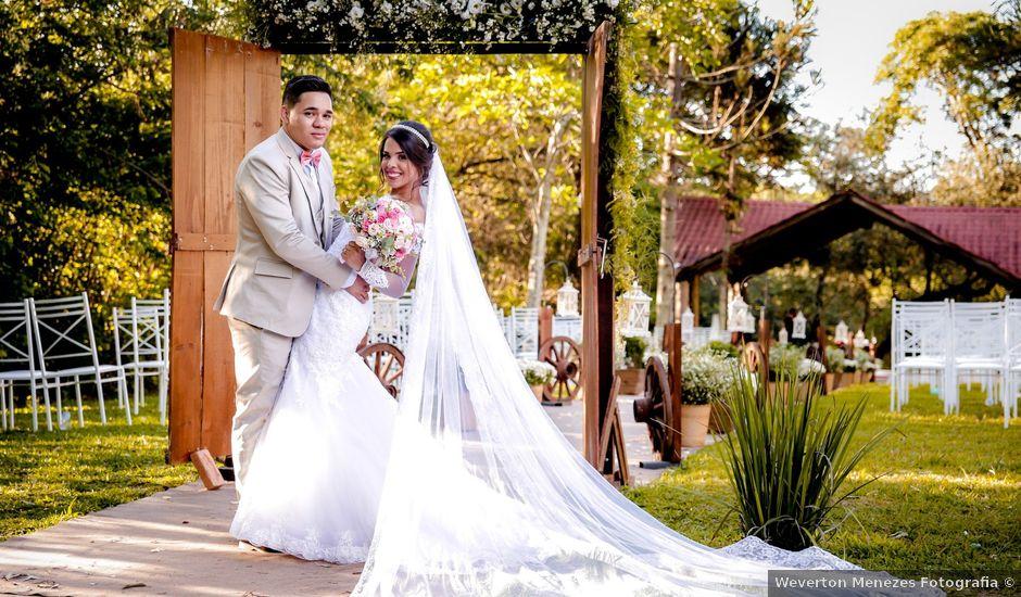 O casamento de Jessé e Sabrina em Campinas, São Paulo