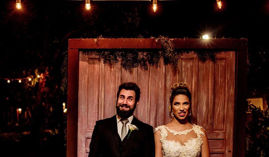 O casamento de Stéfano e Natasha em Campo Grande, Mato Grosso do Sul