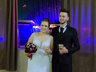 O casamento de Carolina e Alan 1