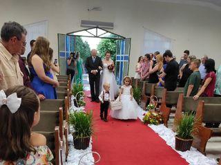 O casamento de Carolina e Alan 2