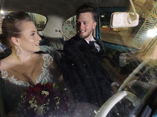 O casamento de Carolina e Alan