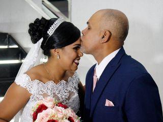 O casamento de Laiane e Anderson 1