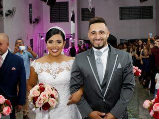 O casamento de Laiane e Anderson 2