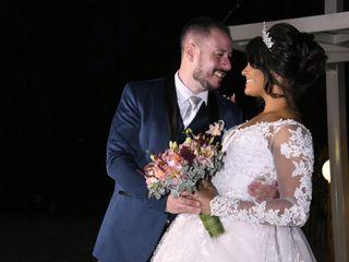 O casamento de Flávia Carine e Bruno Rafael