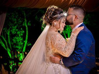 O casamento de Amanda Dreger  e Luiz Junior