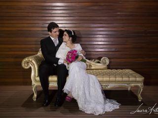 O casamento de Vanessa e Luiz