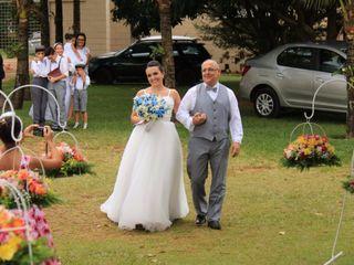 O casamento de Maila e Arthur