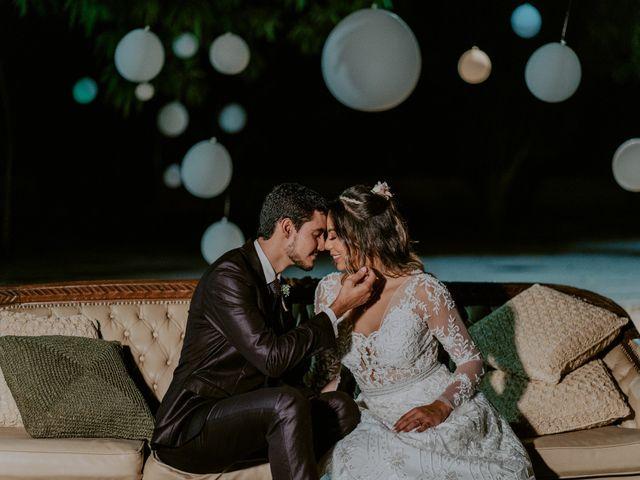 O casamento de Raiza e Vander