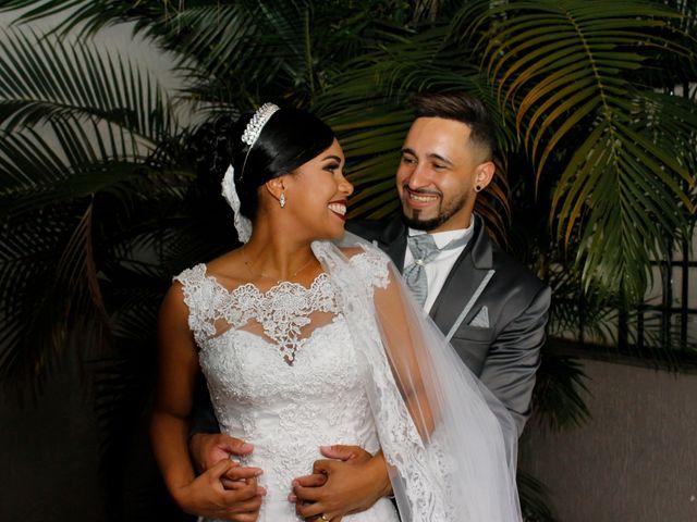 O casamento de Anderson e Laiane em Osasco, São Paulo 9