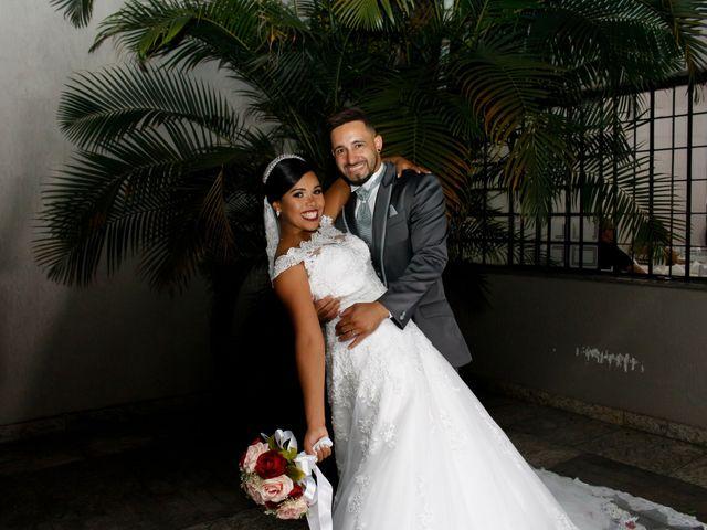 O casamento de Anderson e Laiane em Osasco, São Paulo 10