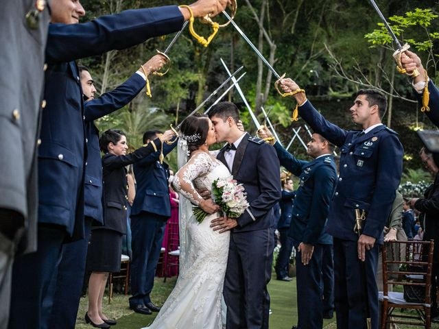 O casamento de Felipe e Larissa em Rio de Janeiro, Rio de Janeiro 2