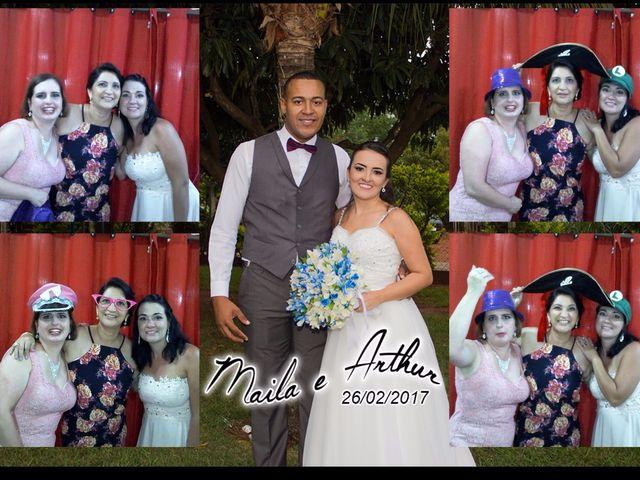 O casamento de Arthur e Maila em Americana, São Paulo 18