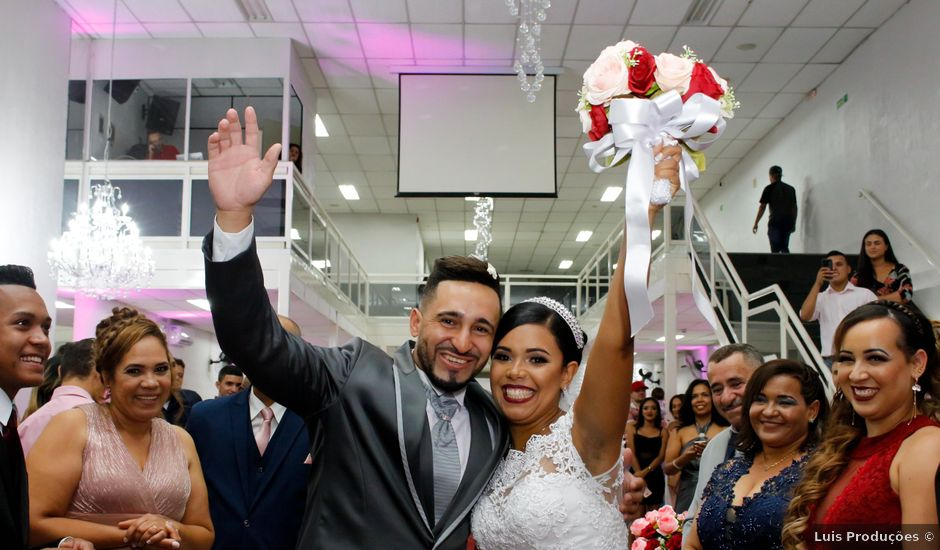 O casamento de Anderson e Laiane em Osasco, São Paulo