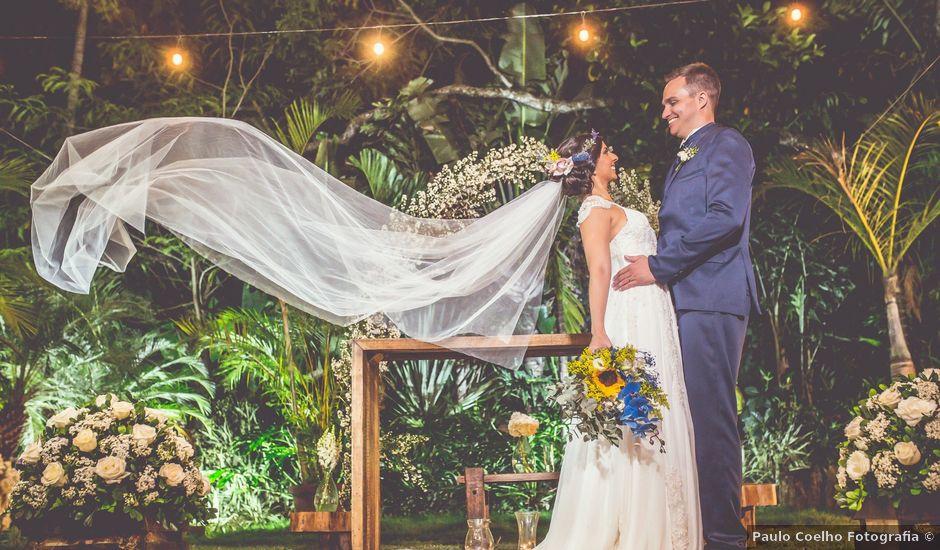 O casamento de Gabriel e Roberta em Rio de Janeiro, Rio de Janeiro