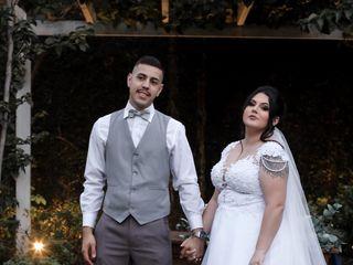 O casamento de Jady  e Gabriel  1