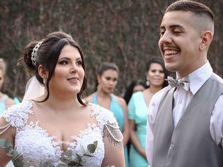 O casamento de Jady  e Gabriel