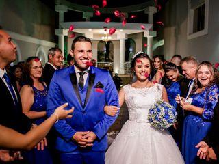 O casamento de Mirele e Vinicius 1