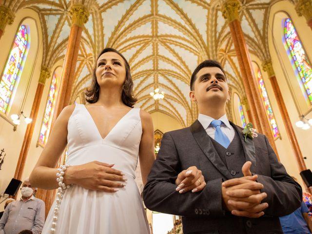 O casamento de Sarah e Bernardo