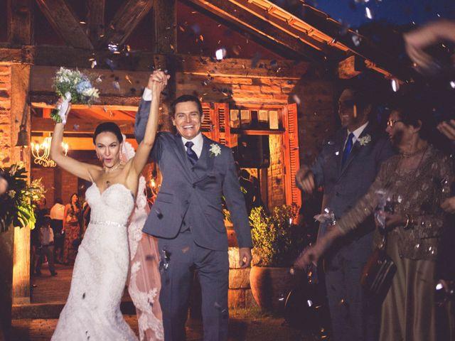 O casamento de Brad e Lívia em Itatiba, São Paulo 1