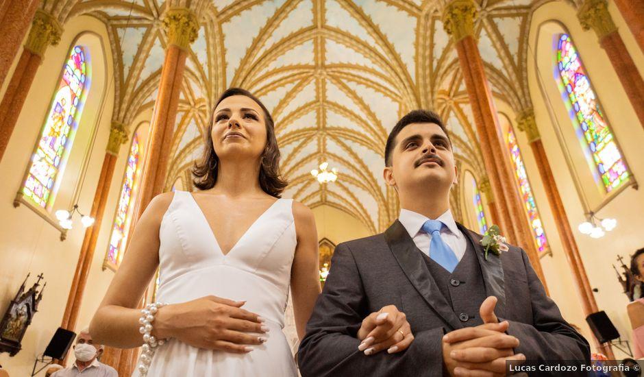 O casamento de Bernardo e Sarah em Petrópolis, Rio de Janeiro