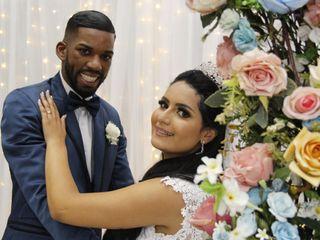 O casamento de Geovanna e Gabriel