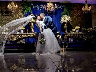 O casamento de Carina e Victor Hugo