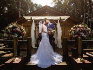 O casamento de Bianca e Daniel
