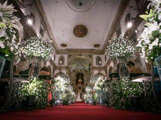 O casamento de Andréa e Bruno 1