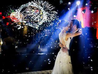 O casamento de Andréa e Bruno