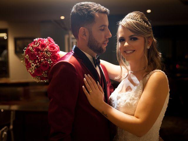 O casamento de Thaís e William
