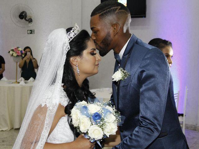O casamento de Gabriel e Geovanna em Osasco, São Paulo 1