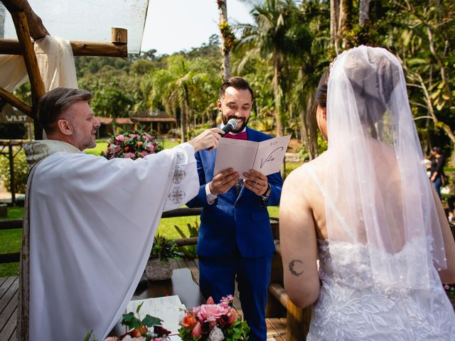 O casamento de Daniel e Bianca em Joinville, Santa Catarina 23